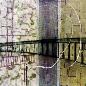 galerie mp tresart pont charles de gaulle melanie poirier